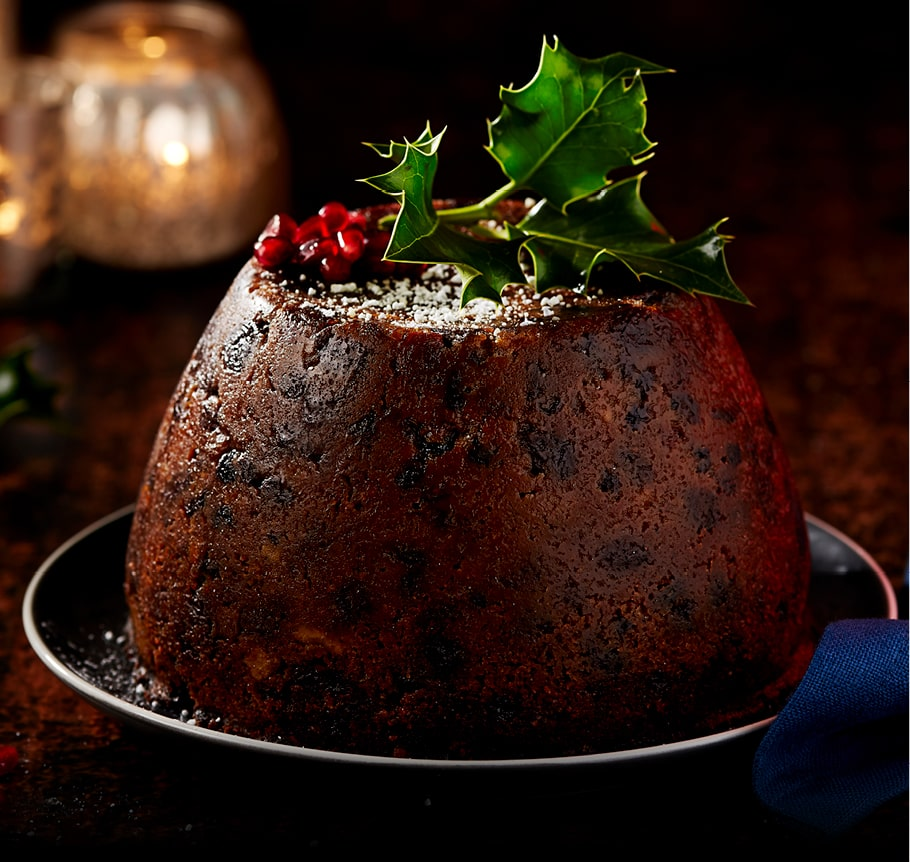 Dromona's Perfect Christmas Pudding